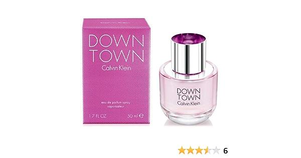 Downtown Eau De Parfum Spray By Calvin Klein 50 ml Eau De Parfum