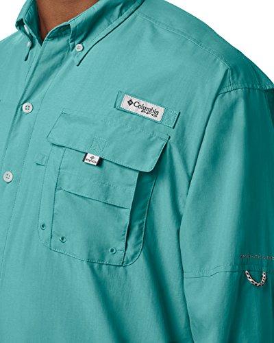 7cc9bab35e5 Columbia Sportswear Men's Bahama II Long Sleeve Shirt