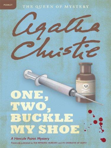One, Two, Buckle my Shoe: A Hercule Poirot Mystery (Hercule Poirot series Book 22) (Shoes My)
