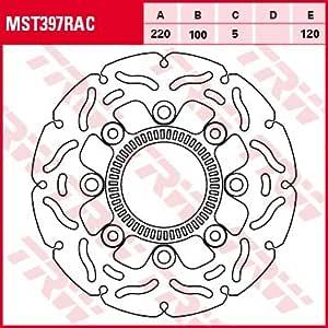TRW Lucas discos de acero acero Lamas entre discos mes329-5
