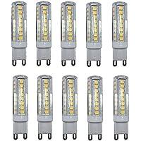 10W G9 Luces LED de Doble Pin T