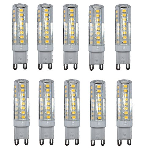 3 opinioni per 10W G9 Luci LED Bi-pin T 51 SMD 2835 800-900 lm Bianco caldo / Luce fredda