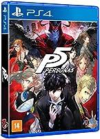 Persona 5 - Edição Padrão - PlayStation 4