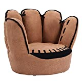 Kids Sofa Five Finger Style Armrest Chair Couch Children Living Room Furniture Toddler Gift, Comfortable Material, Lightweight For Easy Handling