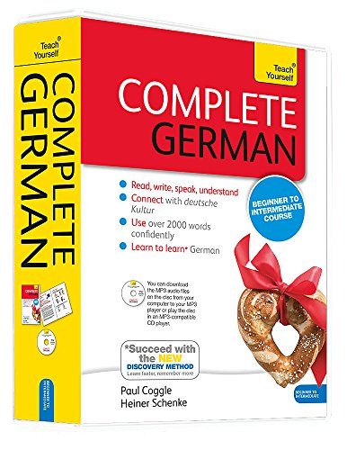 Complete German: A Teach Yourself Program (Teach Yourself Language)