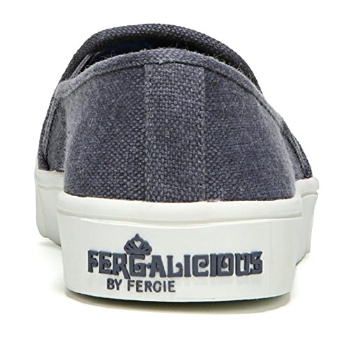 Fergalicious By Fergie Womens Happy Casual Sneakers, Denim Denim