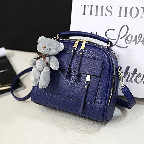 Carré Marin Sacs Xmy Sac À Bleu Messenger Simple Petit Bandoulière Polyvalents Main Fashion qBwHZgq