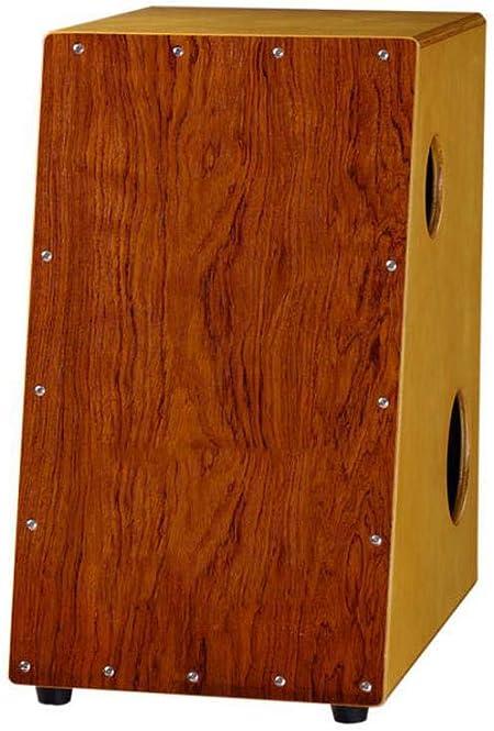 irugh Redoblante Tambor Cajon Drum OEM Occidental percusión Instrumento de Madera Caja Tambor acompañante Jegocahon: Amazon.es: Hogar