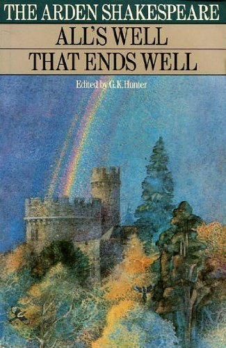 All's Well That Ends Well (Arden Shakespeare)