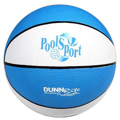 Dunnrite PoolSport Replacement Mini Swimming Pool Basketball by Dunnrite Products (Entertainment Swimming Pool)