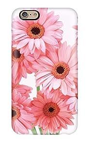 Hot Design Premium EWYmrQG3461DvlsR Tpu Case Cover Iphone 6 Protection Case(flower)