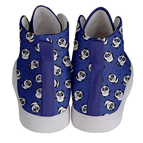 Ballons Marine Chaussures Panda Patin De De Cowcow Plaisir Des Et Chaussures Haut Bleu Sport Modèle Salut Femmes q8aw8E