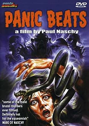 Horror Rises From the Tomb & Panic Beats directed by Carlos Aured & Paul Naschy