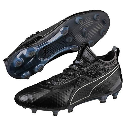Fg Black Uomo Calcio Scarpe Lth Puma black Da 2 Il One wfSqaxIZ1