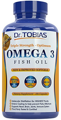 Omega 3 fish oil pills triple strength fish oil for Viva naturals triple strength omega 3 fish oil