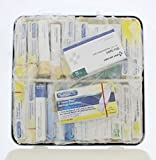 Pac-Kit by First Aid Only 8010 135 Piece US Coast Guard Life Boat First Aid Kit in Weatherproof/Waterproof Plastic Case, For 25 People