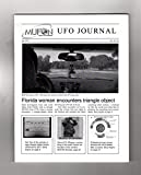 img - for MUFON UFO Journal / July, 2012. Florida Triangle Object; Classic Saucer Shape Reveals Rectangular Details; 2nd Q. Cylinder Review; Orange Light Reports; Sightings in AZ, CA, CO, DE, KS, MO, NJ, NC, PA, TX, IL book / textbook / text book