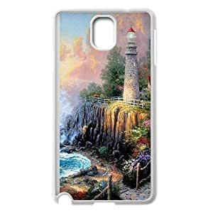 ALICASE Diy Case Lighthouse For samsung galaxy note 3 N9000 [Pattern-4]