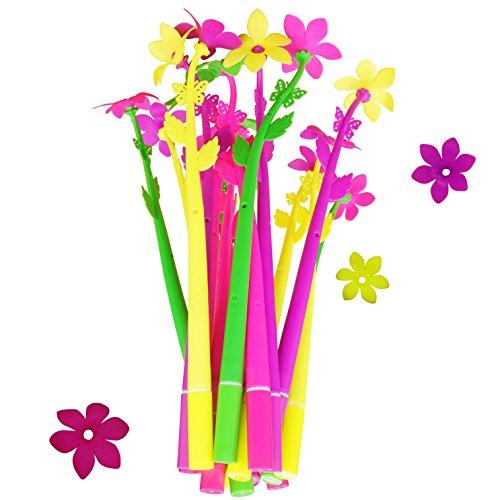 Xonex Calla Lily Flower Ballpoint Single Pen 10737 In