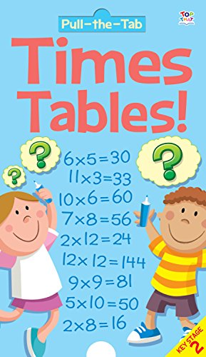 Times Tables Book - 6