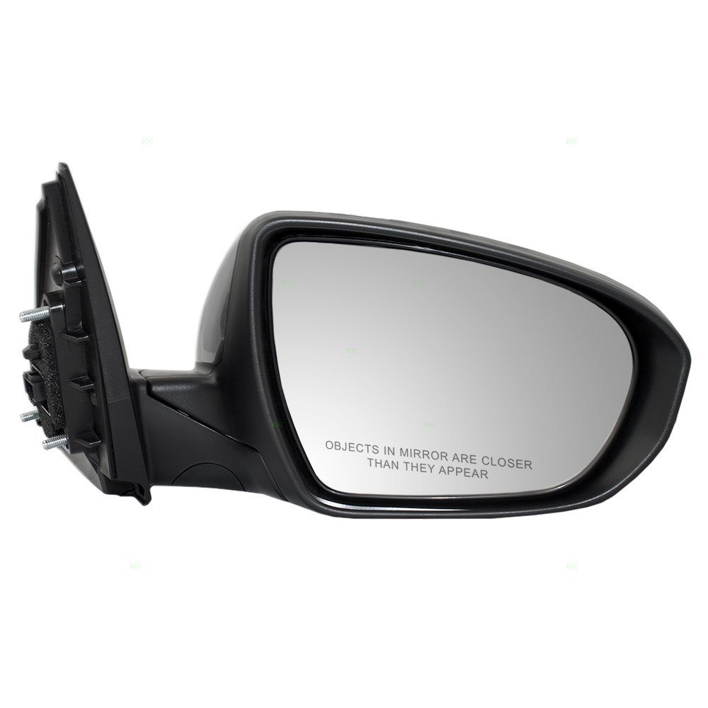 New Drivers Power Side View Mirror Heated with Signal for 14-15 Kia Optima