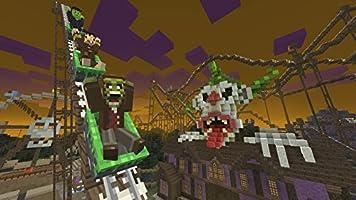 Minecraft - DLC,  Halloween 2015 Mash-up Pack - Wii U [Digital Code]