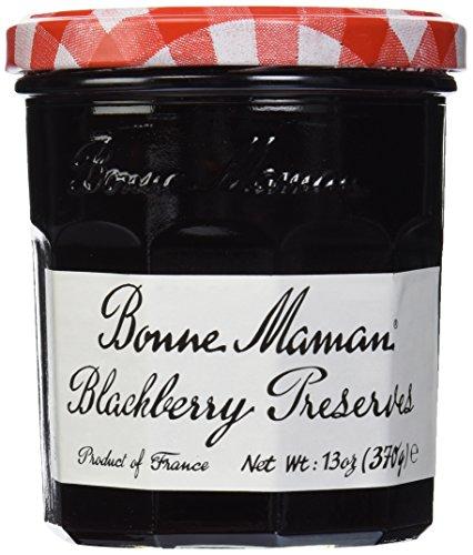 Bonne Maman Blackberry Preserves, 13 oz