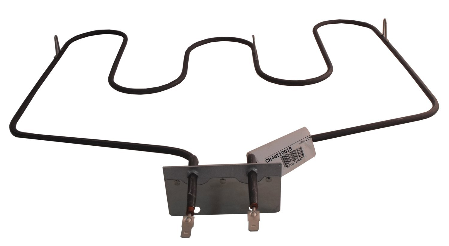 Supco CH44T10018 Lower Bake Heating Unit Element For GE WB44T10018, AP2031003, 876014, PS249293