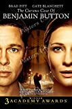 Posters USA - The Curious Case of Benjamin Button Movie Poster GLOSSY FINISH - MOV805 (24' x 36' (61cm x 91.5cm))