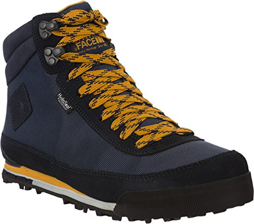 North Face  W Back-to-berkeley Boot Ii,  Damen Wanderschuhe , Mehrfarbig - Multicolore (Blu/Urbnnvy/Citrnyw) - Größe: 39