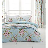 Catherine Lansfield Canterbury Double Duvet Set, Multi by Catherine Lansfield