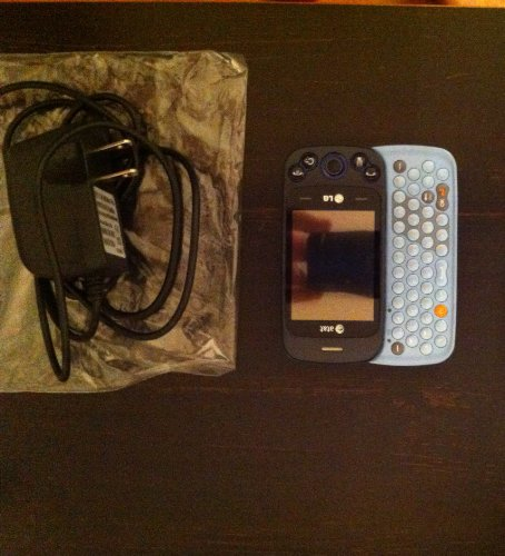 LG GW370 ATT Neon II Blue Music Camera 3G GPS phone