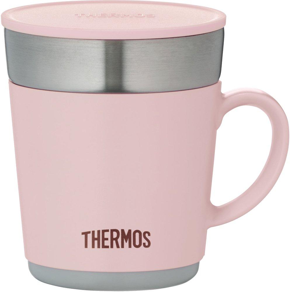 サーモス 保温マグカップ 240ml ライトピンク