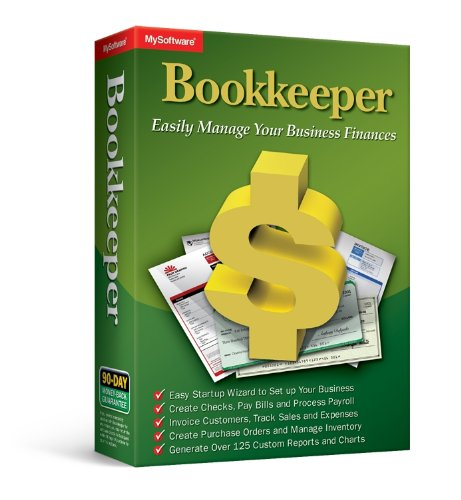 Bookkeeper: Easily Manage Your Business Finances