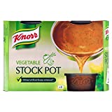 Knorr Vegetable Stock Pot - 8 x 28g (0.49lbs)