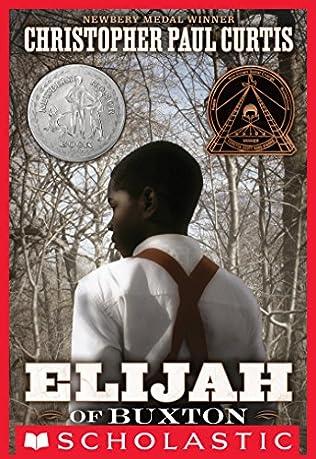 book cover of Elijah of Buxton