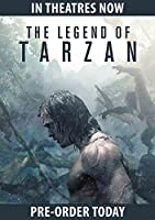 The Legend of Tarzan (Bilingual) (BD + DVD + UV Digital Copy) [Blu-ray]