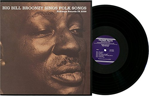 - Big Bill Broonzy Sings Folksongs