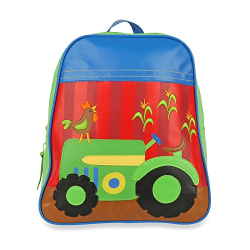 Stephen Joseph Tractor Backpack and Lunch