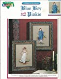 pinkie and blue boy - Blue Boy and Pinkie Cross Stitch Patternby Color Charts (10504)