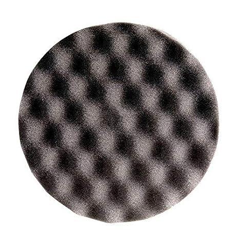 "3M 05725 5725 Foam Polishing Pad 8/"" Inch Single Sided Flat Back 2Pads per Bag"