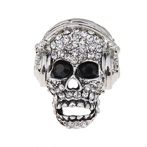 Jewelry Black eye Headphone Adjustable 04000227 1 product image