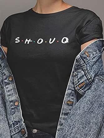 SHOUQ ، ATIQ T-Shirt for Women