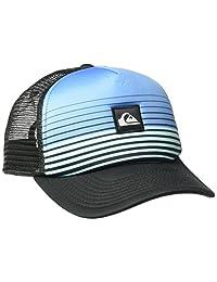 Quiksilver mens Stripe Block Hat
