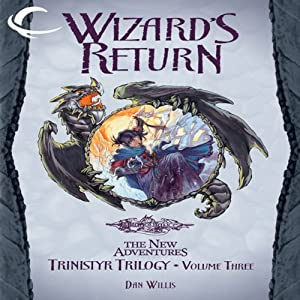 Wizard's Return Audiobook