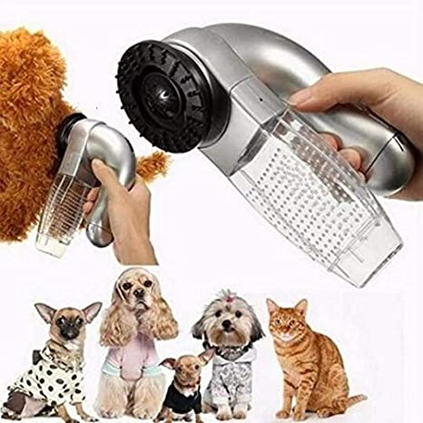 DZSHYXGW 1 Unids Portátil Eléctrico Succión De Mascotas Gato Y ...