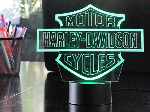Harley Davidson Harley Davidson Desk Lamp