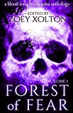 : Forest of Fear: A Mini Anthology of Halloween Horror Microfiction