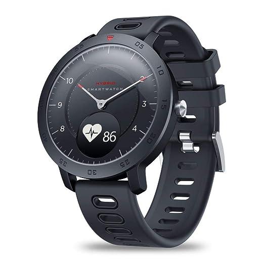 Reloj Inteligente, Zeblaze Hybrid Smart Watch, Female/Male Smart ...