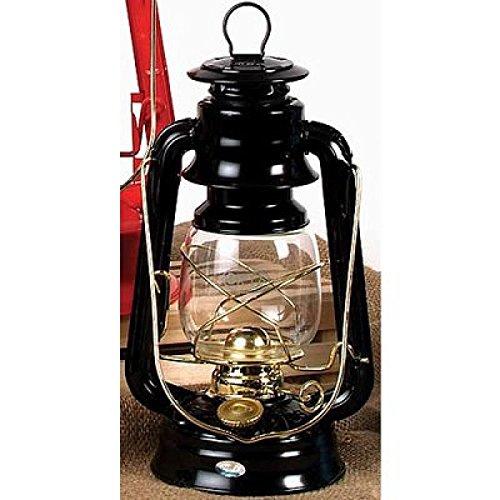 Dietz #76 Original Lantern - Black with Gold Trim